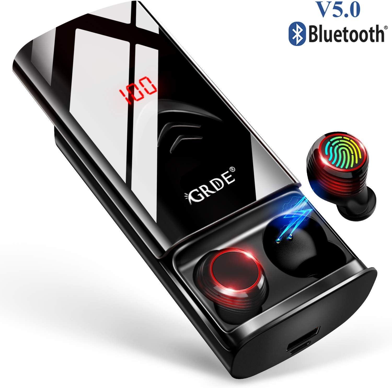 Auriculares Bluetooth internos IPX5 Impermeable c´ micrófono