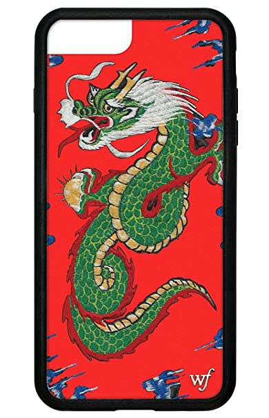 timeless design 59673 50d93 Wildflower Limited Edition iPhone Case for iPhone 6 Plus, 7 Plus, or 8 Plus  (Red Dragon)