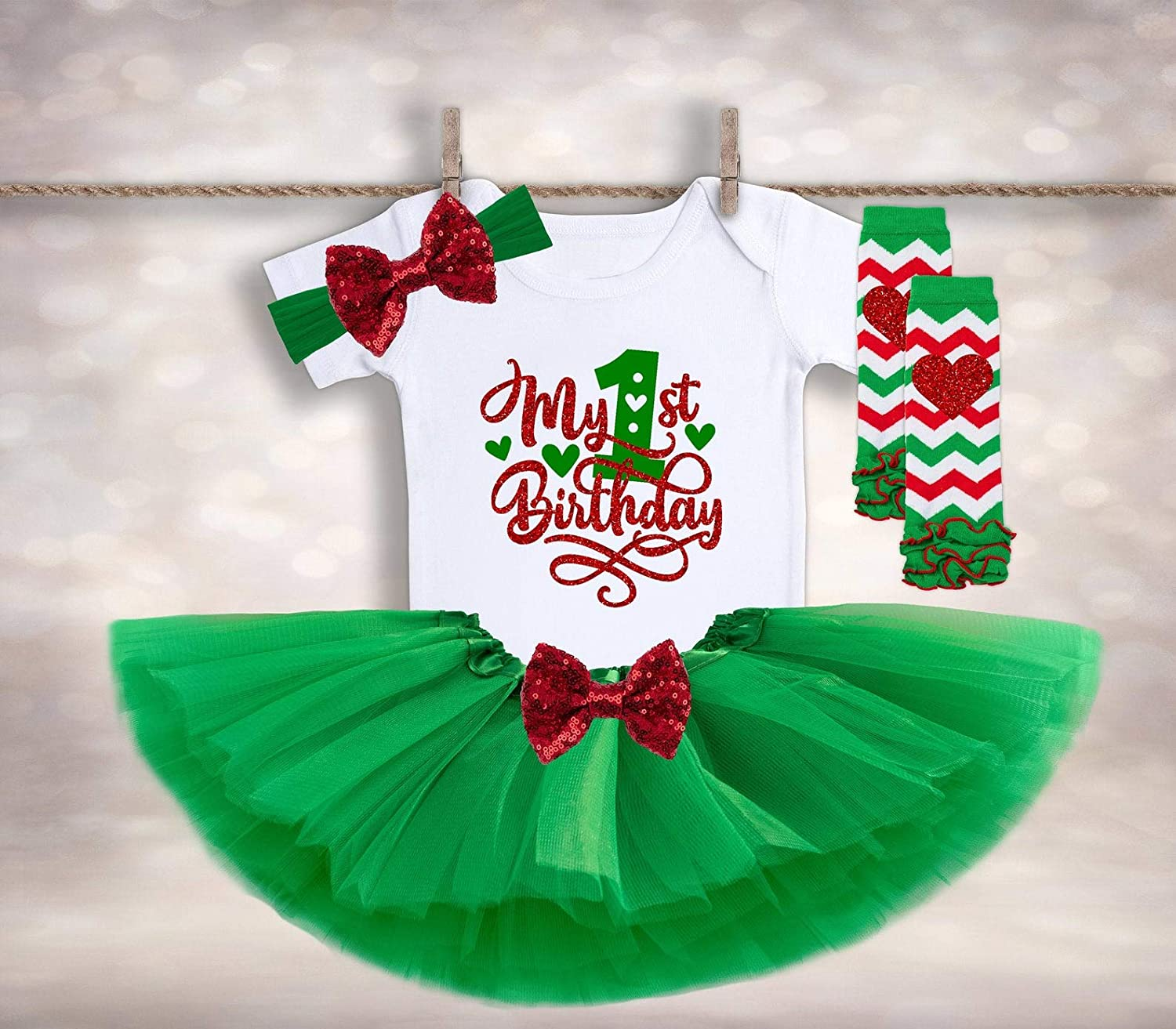 First Birthday Outfit Cake Smash Outfit Little Miss ONE derful First Birthday Tutu 1st Birthday Girl Outfit Birthday Girl Outfit