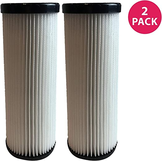 Replacement Type F1 HEPA Filter For Dirt Devil Breeze Bagless Vacuums 2 Pack