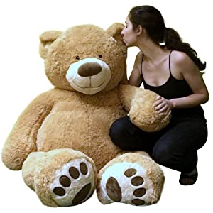 Giant 5 Foot Teddy Bear