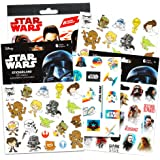 Star Wars Stickers Party Favors ~ Set of 2 Sticker Packs ~ Bundle Includes 18 Sheets over 350 Stickers plus Star Wars…