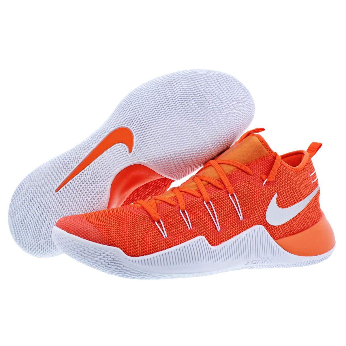 5200c9d76c25 Nike Hypershift TB Promo Men s Mesh Lace-Up Basketball Shoes Orange Size  18  Amazon.ca  Shoes   Handbags