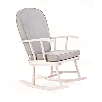 online store 94f81 7886c Mothercare G2462 Rocking Chair, White: Amazon.co.uk: Baby