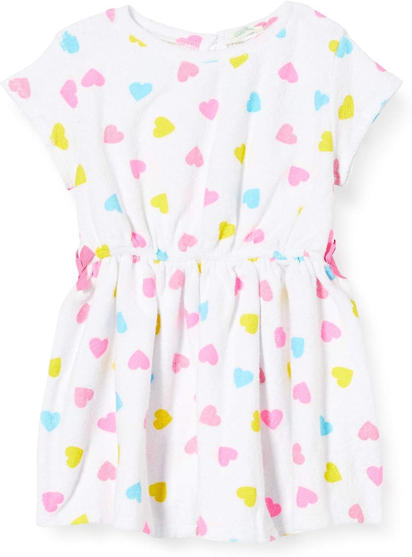 United Colors of Benetton Baby Girls Vestito Dress