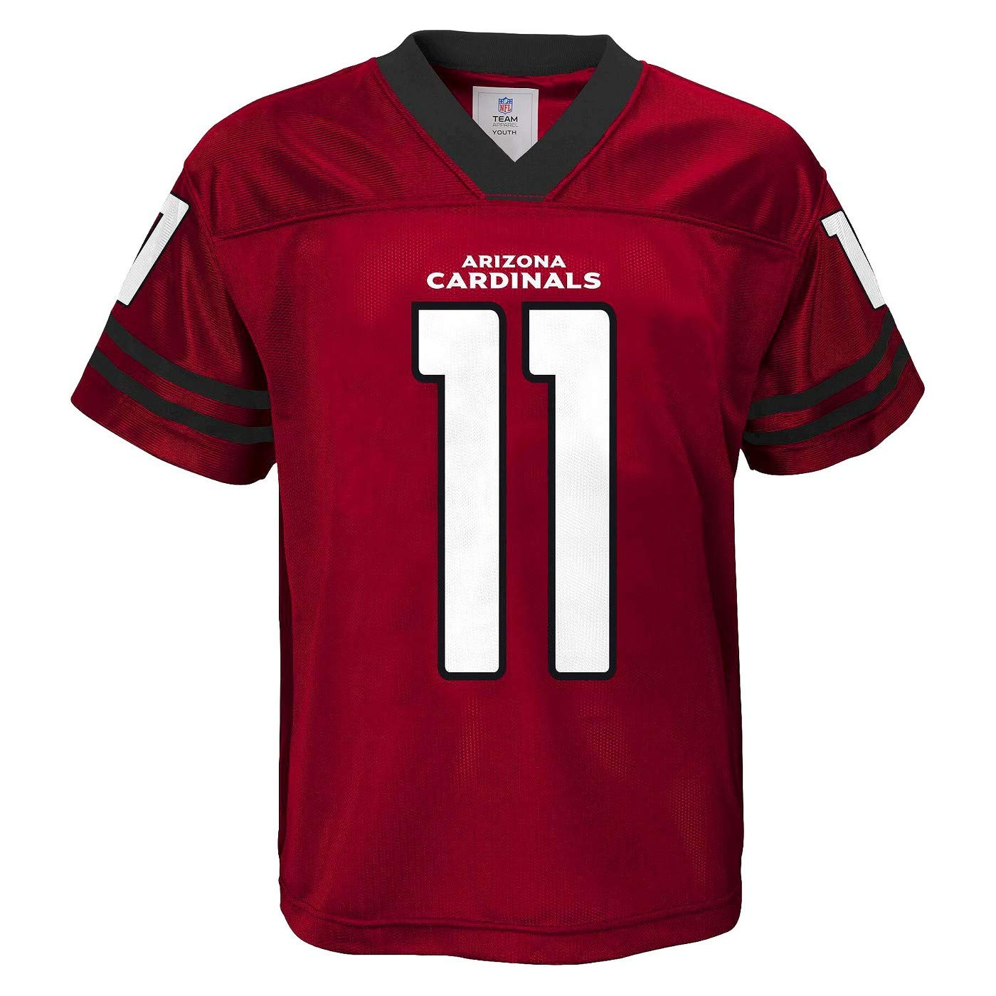 2bfb49cba Amazon.com   Outerstuff Larry Fitzgerald Arizona Cardinals  11 Red Youth  Home Player Jersey   Sports   Outdoors