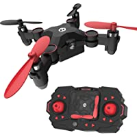 Holy Stone HS190 Foldable Mini Nano RC Drone for Kids Gift Portable Pocket Quadcopter with…