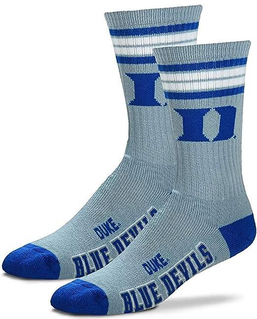 f957ebd2a379e Duke Blue Devils Basketball Deuce Grey Socks Size Large 10-13 at ...