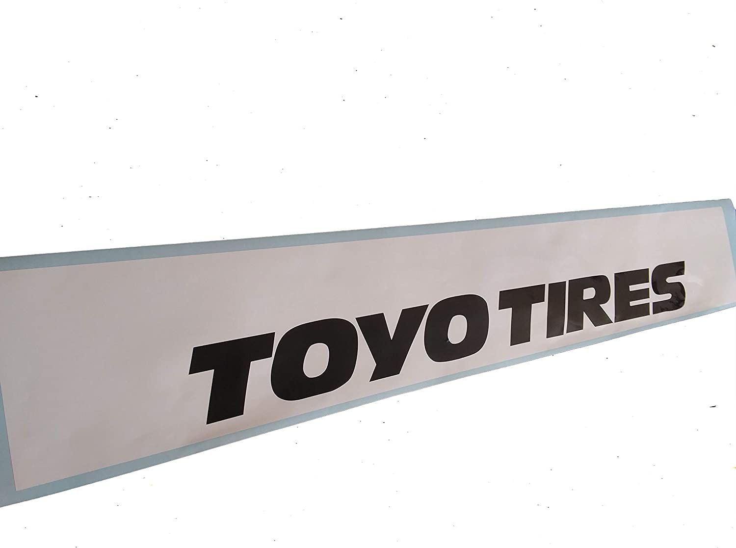 Windshield,Decal,Car,Sticker,Banner,Compatible With//compare to,Toyo Tires