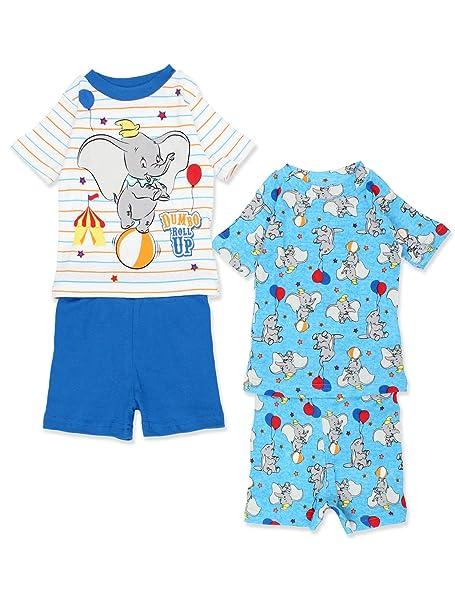 Amazon.com: Disney Dumbo - Juego de camisetas de manga corta ...