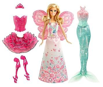 Amazon barbie crea tus personajes de cuento de hadas barbie crea tus personajes de cuento de hadas thecheapjerseys Image collections