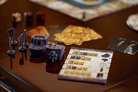 Juego de Mesa Plunder A Pirates Life: Amazon.es: Juguetes y juegos