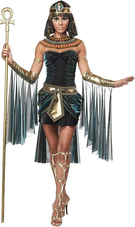 Disfraz de diosa egipcia mujer M: Amazon.es: Juguetes y juegos