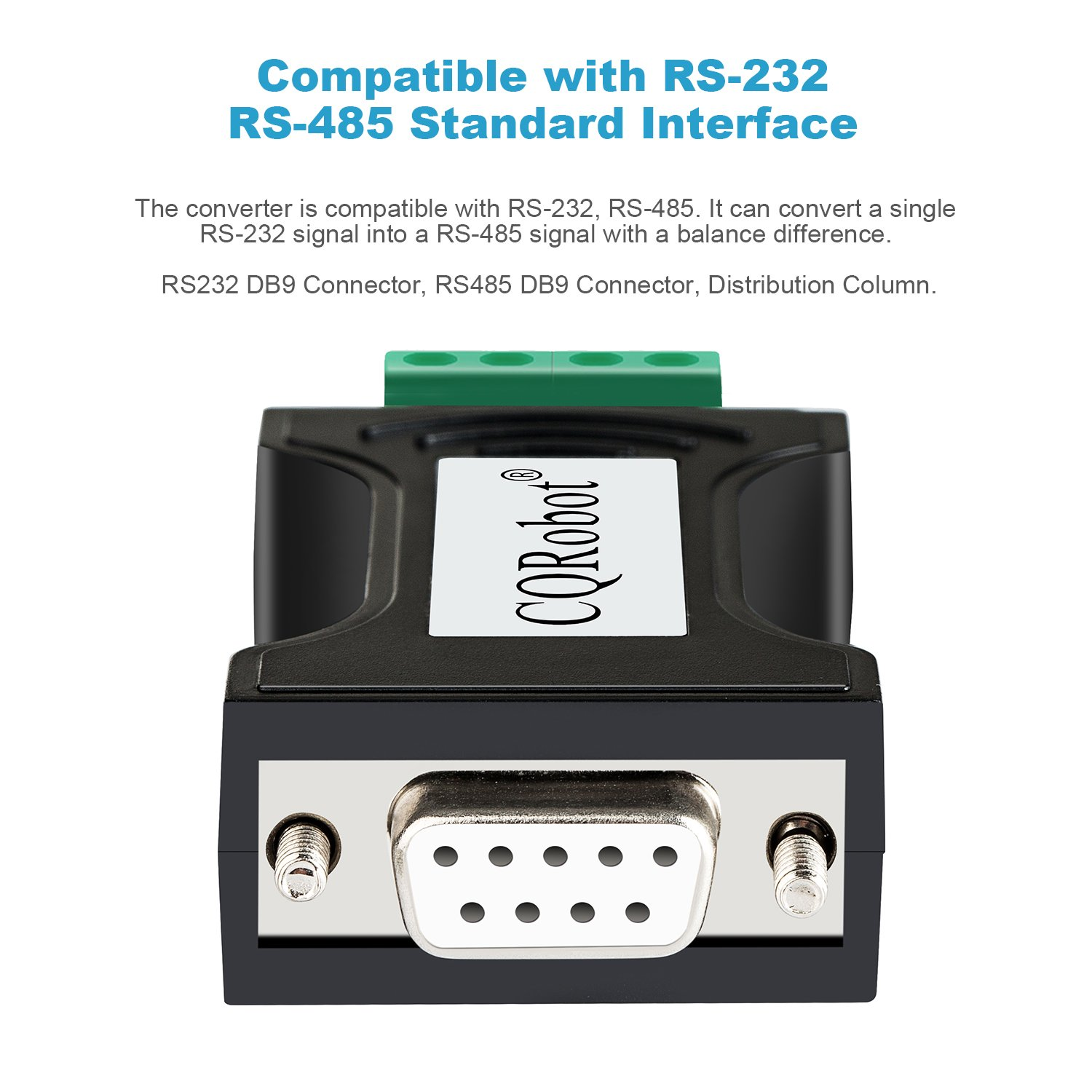 Port Powered Rs232 To Rs485 Converter Adapter For Wire Ethernet Schematic Electronics