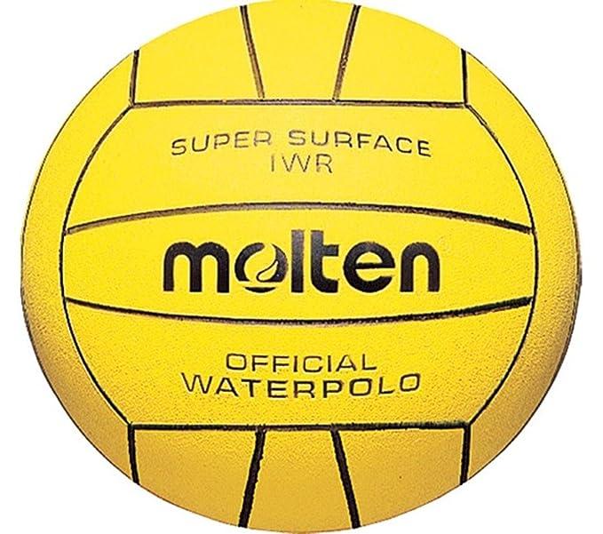 Molten – Balón oficial de waterpolo bola de deporte para hombre ...