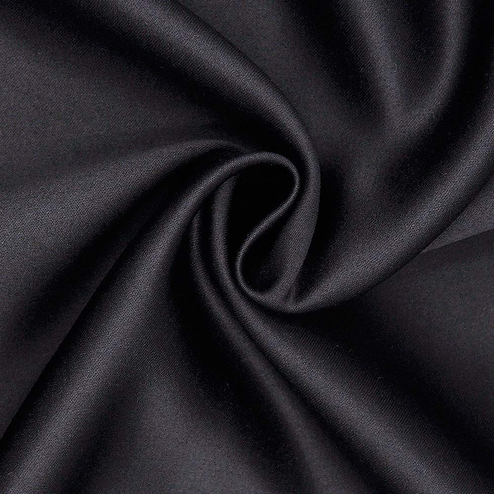 40x60cm Elfenbein und Hautpflege 2 St/ücke Zenssia Satin Kissenbezug Kissenh/ülle Seidig mit Rei/ßverschluss Haar