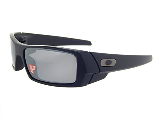 oakley gascan sunglasses accessories  oakley gascan 12 856 matte black/black iridium 60mm lens polarized sunglasses