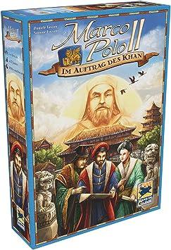 Hans im Glück HIGD1010 Marco Polo II: en Auftrag de Khan ,Multicolor,Colorido: Amazon.es: Juguetes y juegos