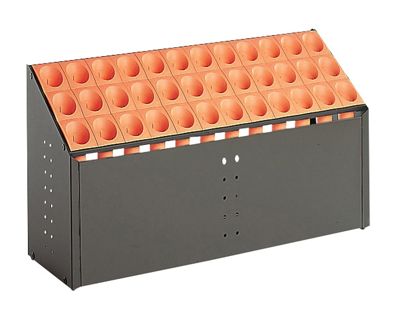 テラモト オブリークアーバン C36 全4色 全4サイズ 施設向け 傘立て オレンジ 36本収納 UB-285-236 [正規代理店品] B0033VW2SG 20790 オレンジ オレンジ