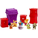 Zomlings Blister 7 Figures/4 Towers & Mansion (Series 1)