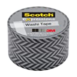 Scotch Expressions Washi Tape, 1.18-Inches x