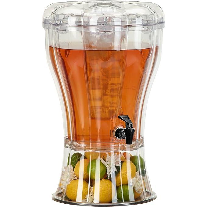 Amazon.com: Buddeez Despachador de bebidas con aislamiento ...