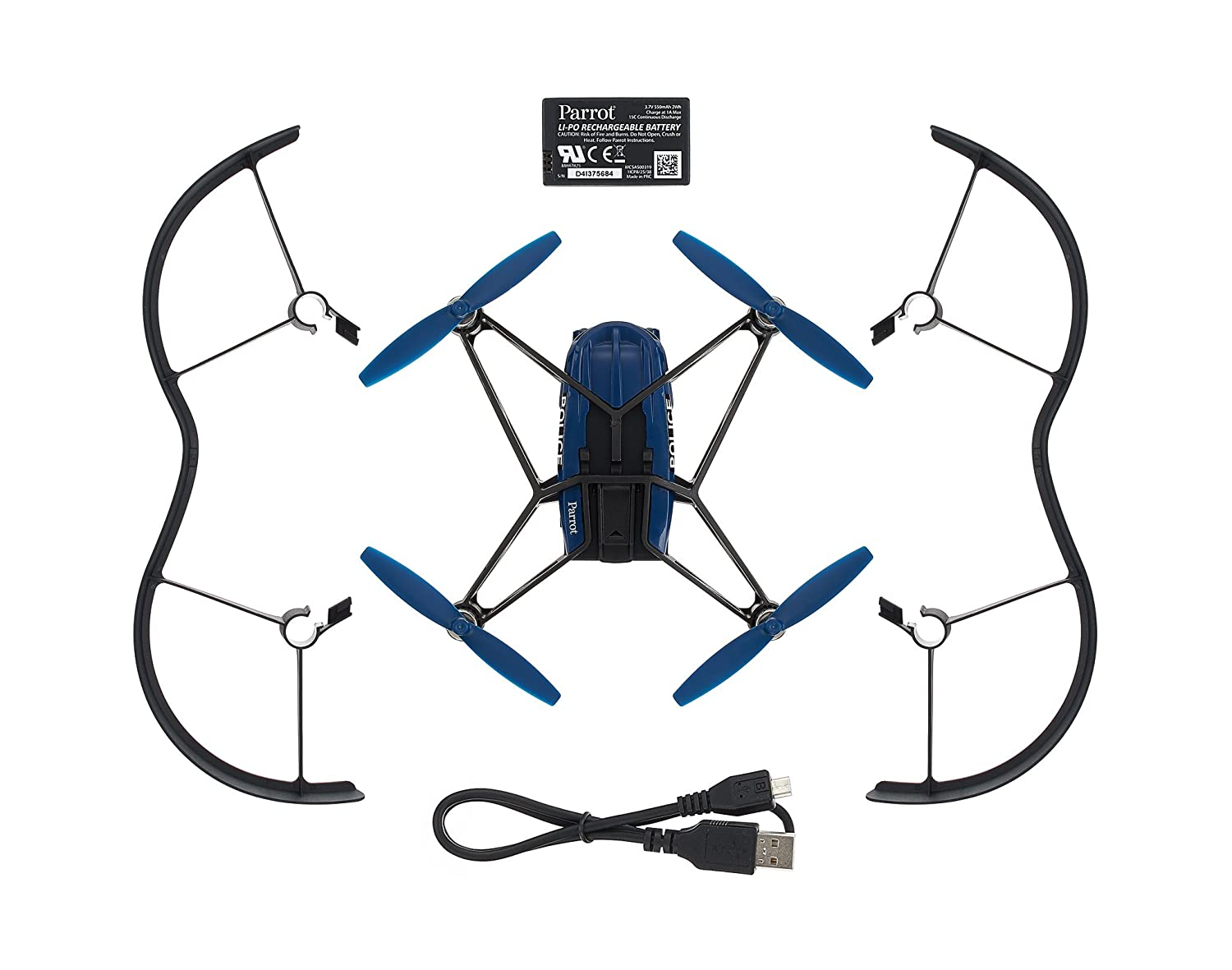 Parrot Airborne Night Minidrone Maclane Blue Diagram Page 1 Camera Photo