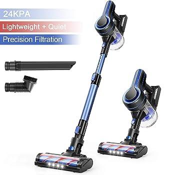 APOSEN Cordless Lightweight Vacuum Cleaner
