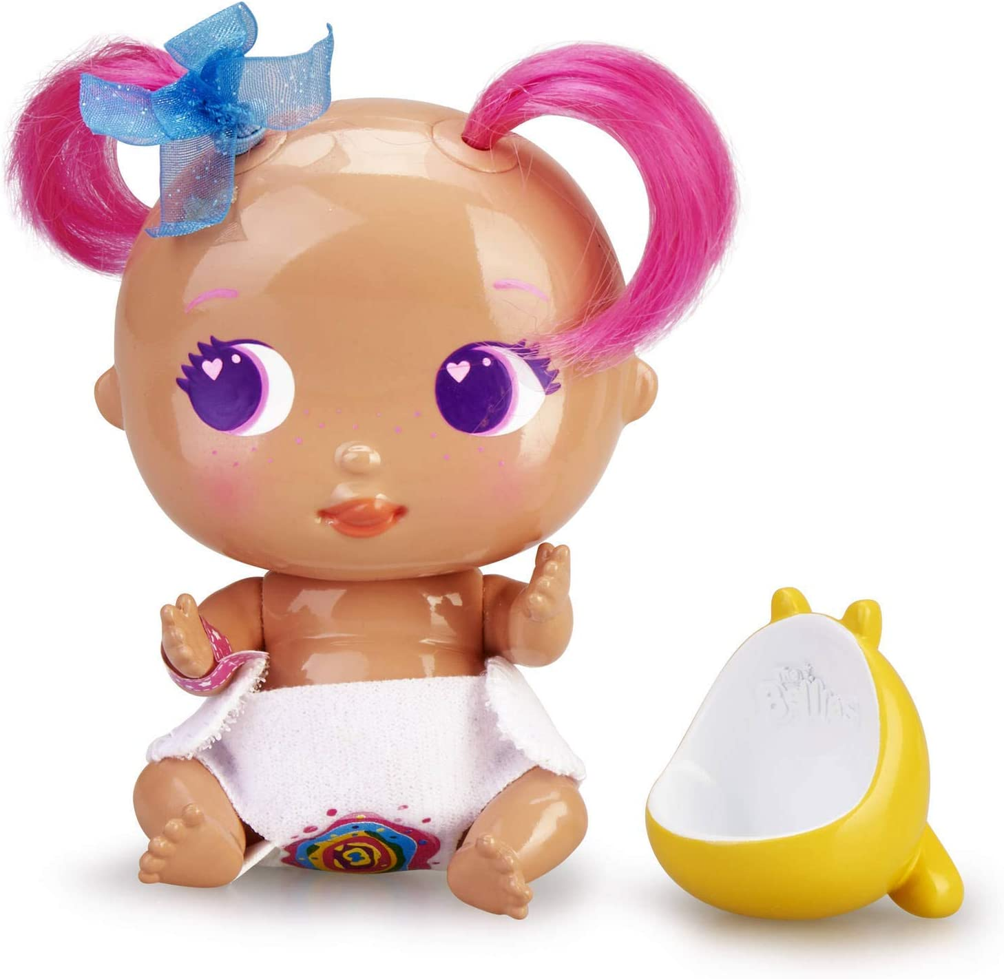 The Bellies - Mini Yumi Yummy Color Pee Surprise, a partir de 3 años (FAMOSA 700015865)