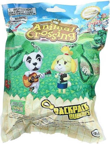Amazon.com: Paladone – Porte Clé Animal Crossing Mochila ...