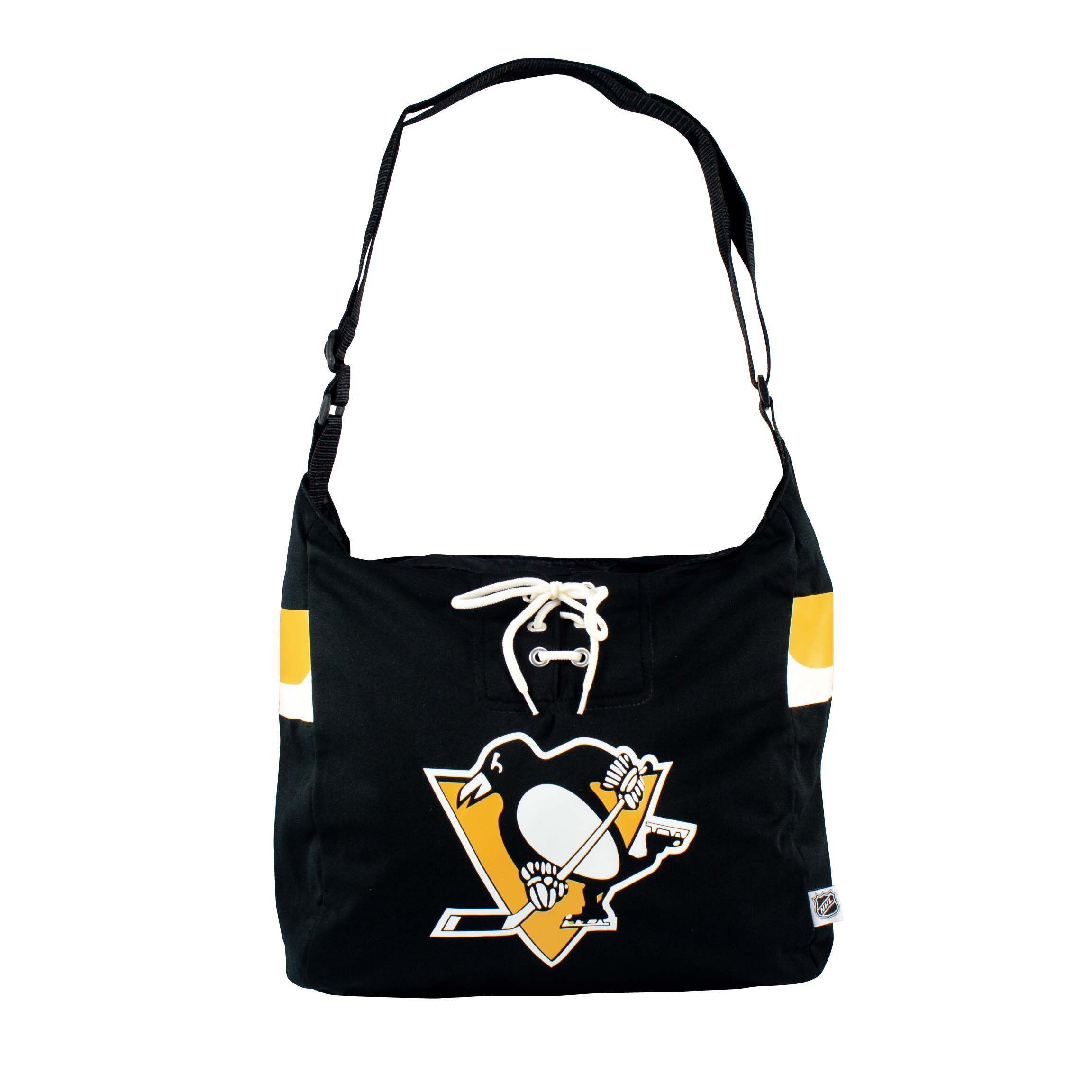 NHL Pittsburgh Penguins Jersey Tote