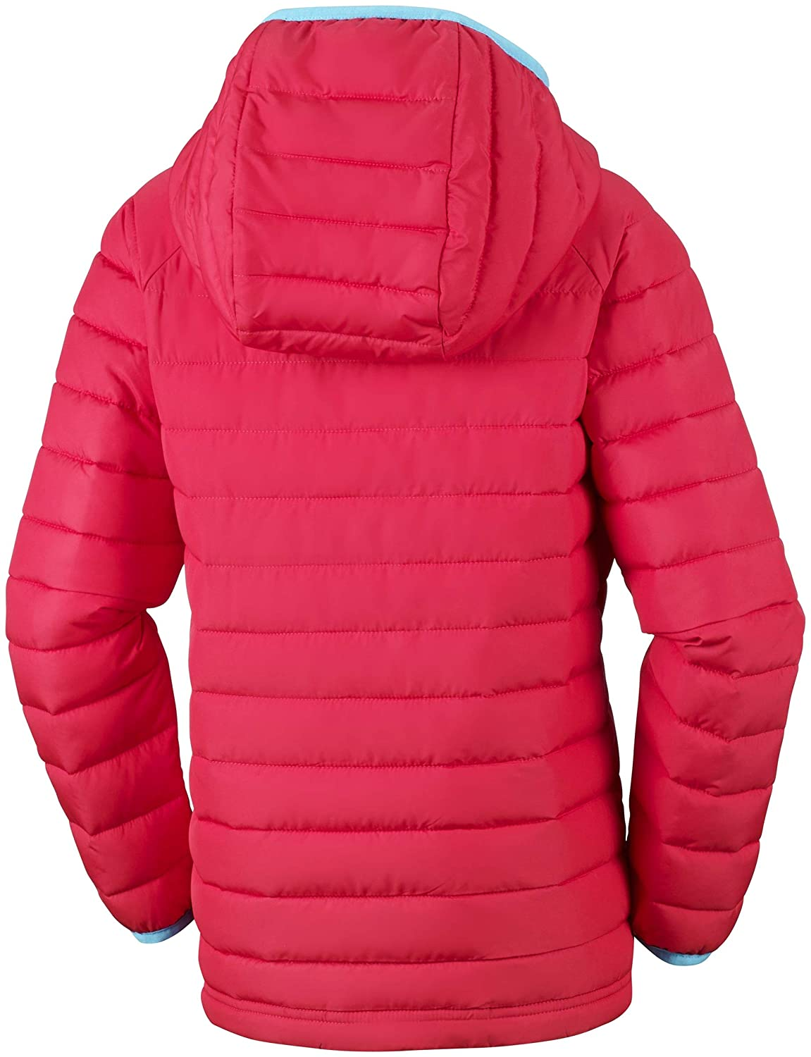 Veste Lite Girls Hooded Powder Jacket Columbia Fille vmn0N8w