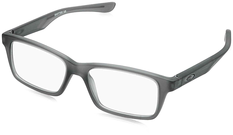 3d1dcfa67b Amazon.com  Oakley - Shifter XS (48) - Satin Grey Smoke Frame Only  Clothing