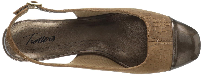 Trotters Dea Schmal Schmal Schmal Leder Pumps Schuhe ac9305