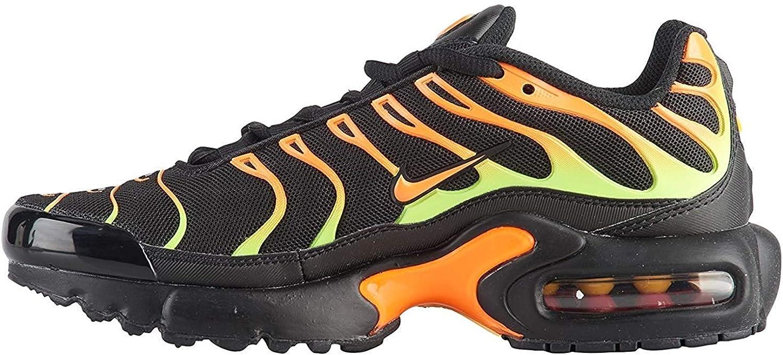 Nike Air Max Plus Black/Volt-Total