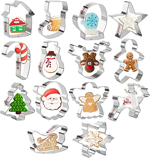 Ausstechform Engel Weihnachten Plätzchenausstecher Ausstecher Keksausstecher