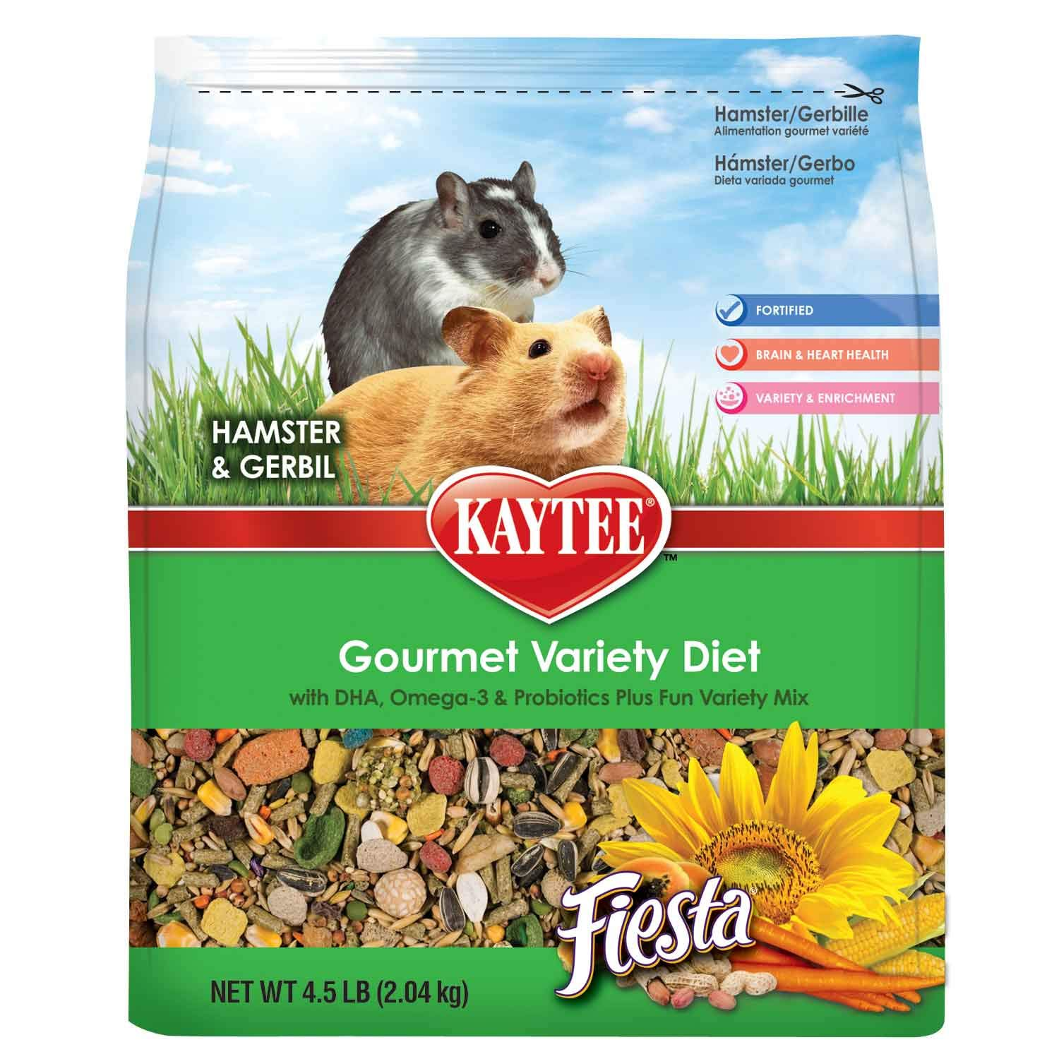 Kaytee Fiesta Hamster and Gerbil Food