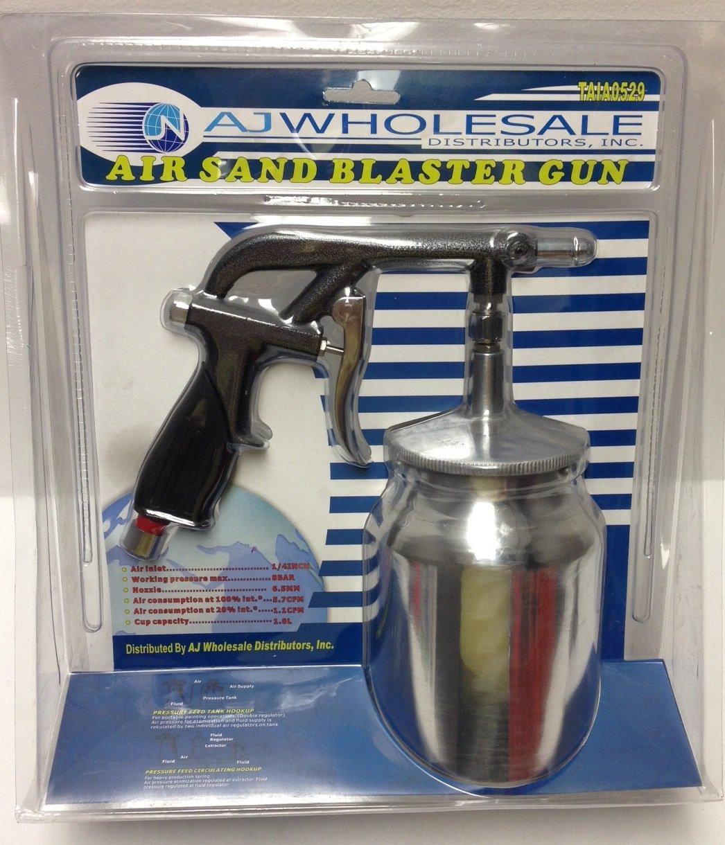 Air Sand Blaster Gun