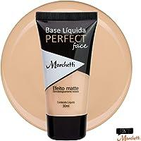 Base Líquida Perfect Face 04, Marchetti, Bege