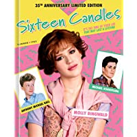 Deals on Sixteen Candles 35th Anniversary Limited Edition Blu-ray