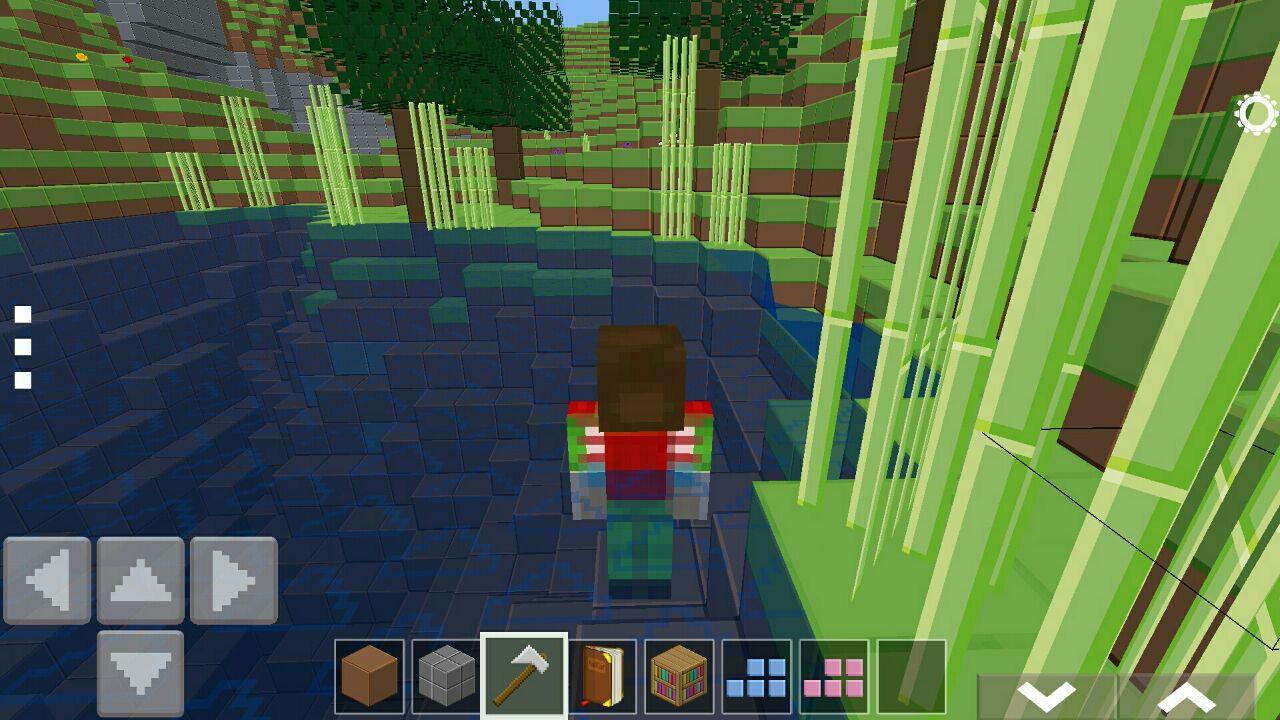 amazon com block craft 3d castle world pocket edition appstore