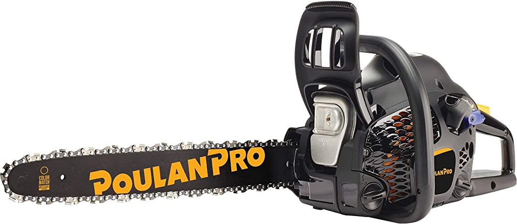 Certified Refurbished 18 In Poulan Pro Pr4218 42cc 2 Cycle Gas Chainsaw