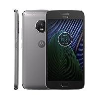 """Smartphone Motorola Moto G5 Plus XT1683 Platinum 5,2"""" Câmera 12MP Memória 32GB e 2GB de RAM"""
