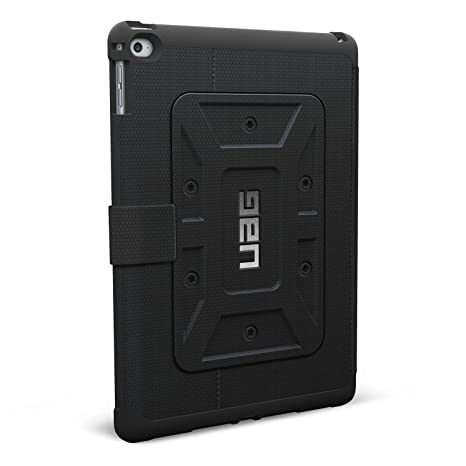 Amazon.com: Urban Armor Gear funda tipo libro para iPad Air ...