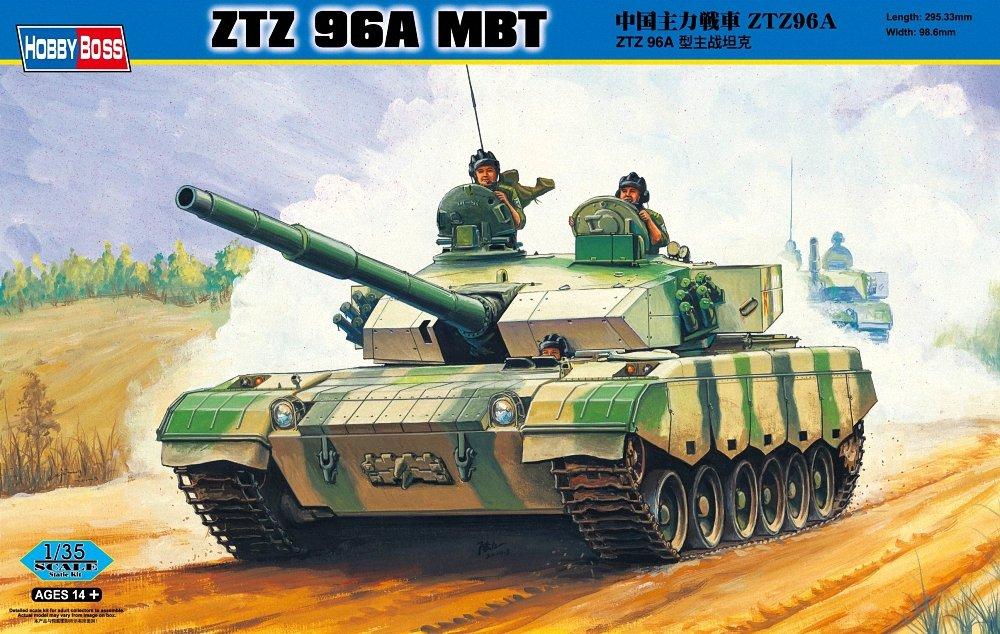preferente Hobby Boss 82464 PLA ZTZ96 tanque tanque tanque de batalla principal (escala 1:35)  promocionales de incentivo