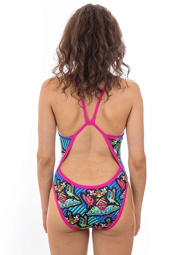 TURBO - Swimsuit Nat. Sra. Emblem (Revolution): Amazon.es: Deportes y aire libre