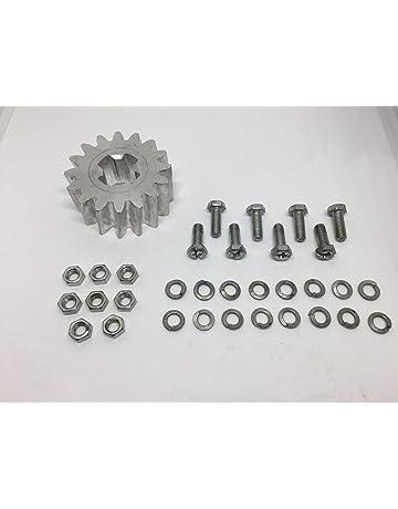 EBTOOLS Kit de elevaci/ón de nivelaci/ón frontal de aluminio CNC para coche de 2 piezas 2 pulgadas para Tundra 4WD 2WD 2007-2019