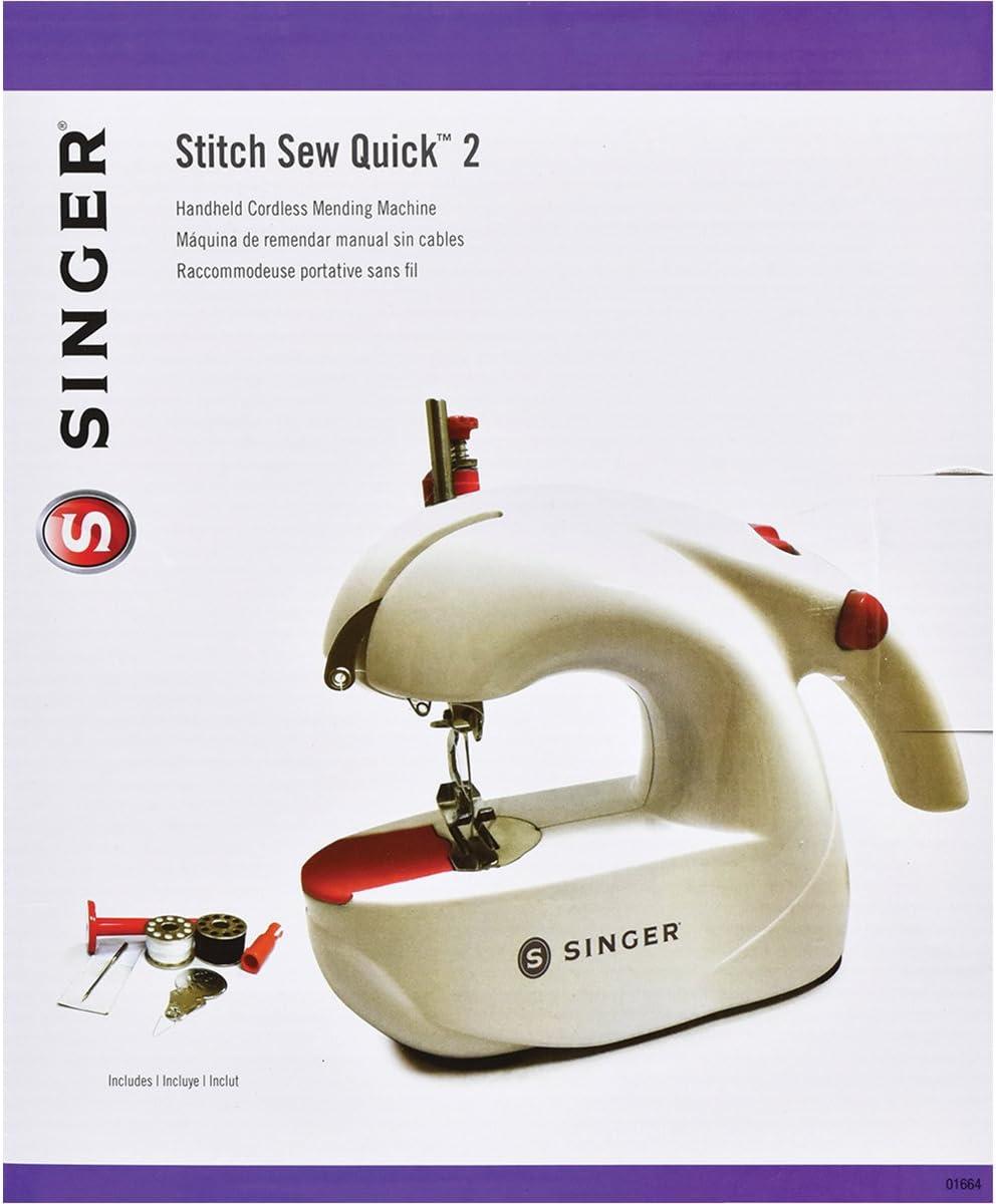Singer Stitch Sew Quick 2-