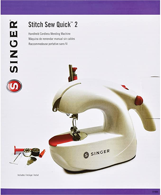 Singer Stitch Sew Quick 2-: Amazon.es: Hogar