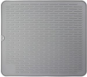 Silicone Dish Drying Mat- 18